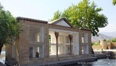 سفری به چشمه علی دامغان (عکس)