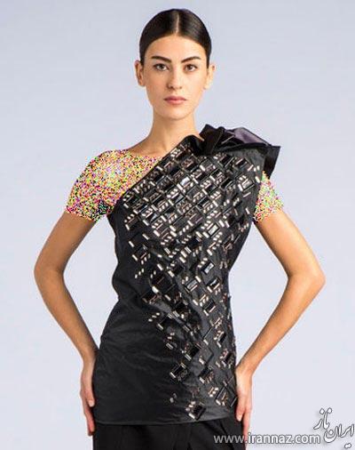 انواع مدل لباس بسیار زیبا برند Lanvin