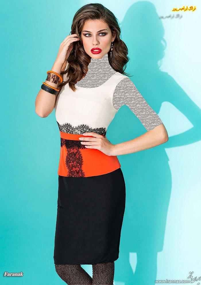 مدل های جدید تونیک زنانه و دخترانه 2015