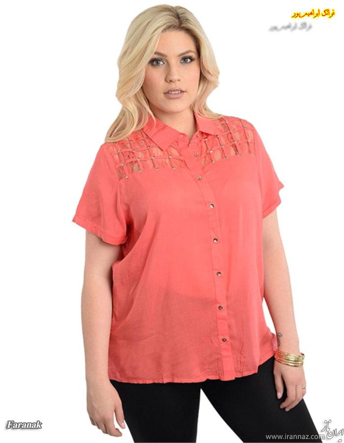 مدل های جدید پیراهن زنانه 2015 قسمت هفتم