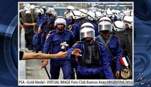 عکسی که موجب بازداشت و ضرب و شتم عکاسش شد!