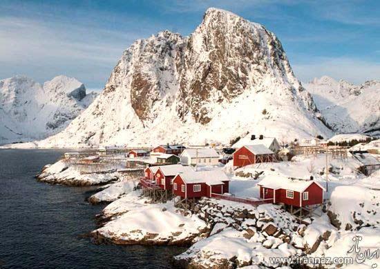 جاذبه های دیدنی و دل انگیز در نروژ (عکس)