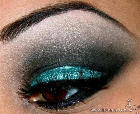 گلچینی از زیباترین مدل آرایش چشم مجلسی