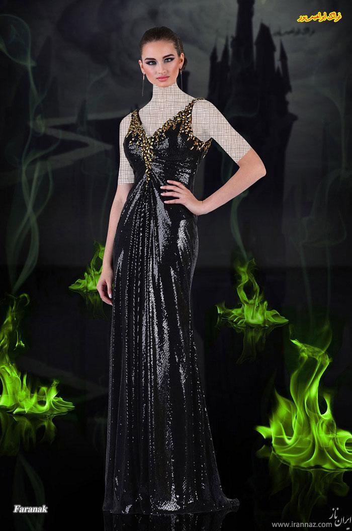 مدل لباس های مجلسی و شیک زنانه 2015