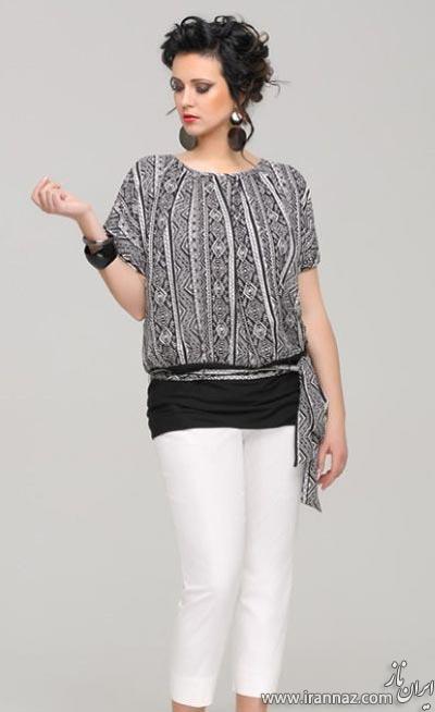 مدل لباس تابستانه برای مهمانی با برند Gizart