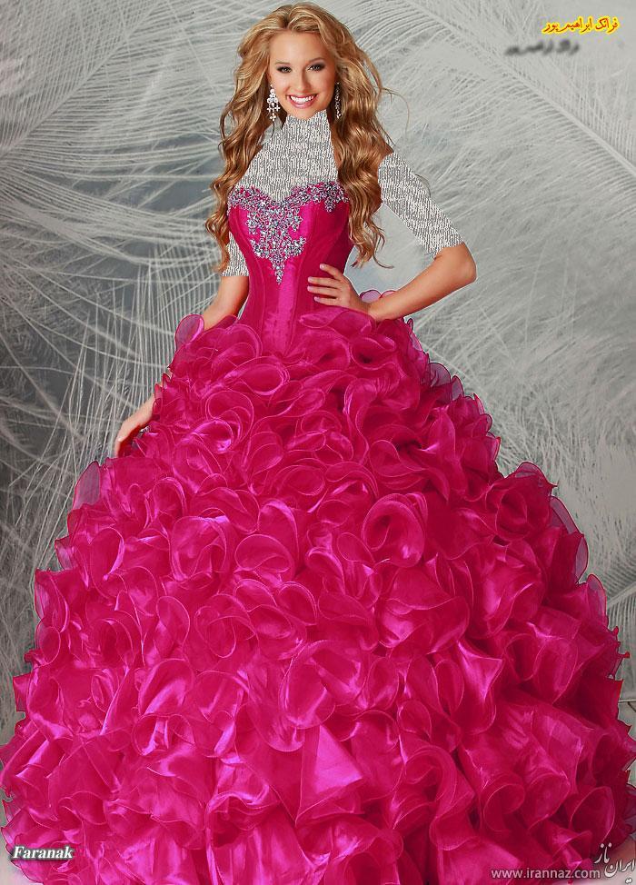 جدیدترین مدل های لباس نامزدی 2015 قسمت چهاردهم