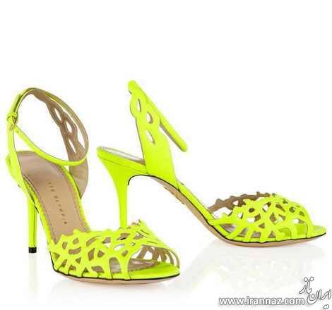 مدل کفش زنانه برای مهمانی