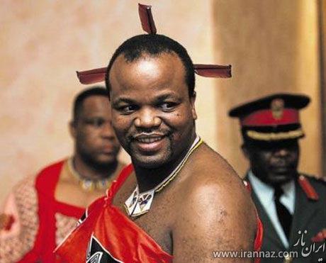 تلاش دختران جوان برای ازدواج با این مرد سنگدل! (عکس)