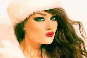 نگاهی اجمالی به زندگینامه طلا گلزار مدل معروف ایرانی