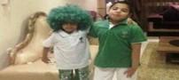 2 کودک عرب به گروه داعش پیوستند! (عکس)