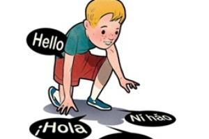 به این دلیل بچه ها در یادگیری زبان دوم قوی ترند