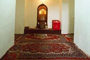 تصاویری از کلیسای مریم مقدس در ارومیه