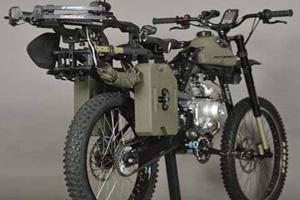 طراحی جالب دوچرخه متفاوت موتور دار (عکس)