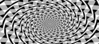 بازی جالب با چشم ها و مغز (عکس)