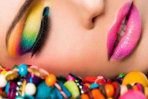 جدیدترین مدل میکاپ و آرایش مجلسی صورت