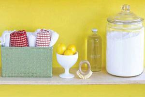 شوینده های طبیعی در خانه داری