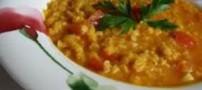 دستور تهیه سوپ عدس قرمز