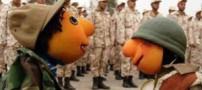 جوک و اس ام اس باحال برای سربازها