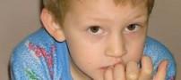 نشانه های اضطراب و ترس در کودکان