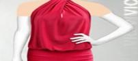 شیک ترین مدل لباس کوتاه مجلسی اسپرت برند VICHI