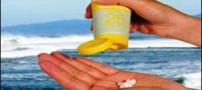 آنچه درباره کرم ضد آفتاب نمی دانید