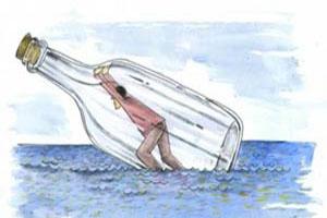 رفتار آدم ها به هنگام غرق شدن (طنز)