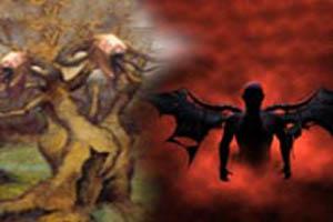 چرا خدا شیطان را نابود نمی کند؟