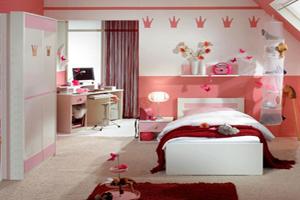 با این کارها اتاق خواب دختران را زیباتر کنید