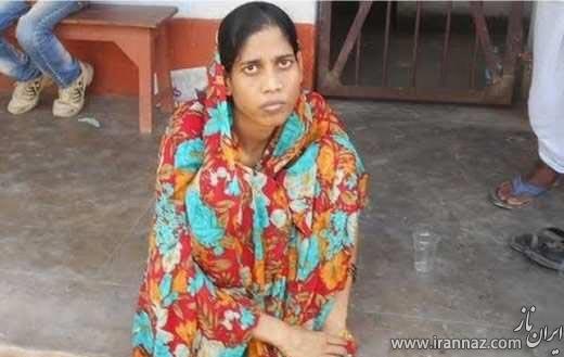 3 سال زندانی عروس به خاطر نداشتن جهیزیه (عکس)