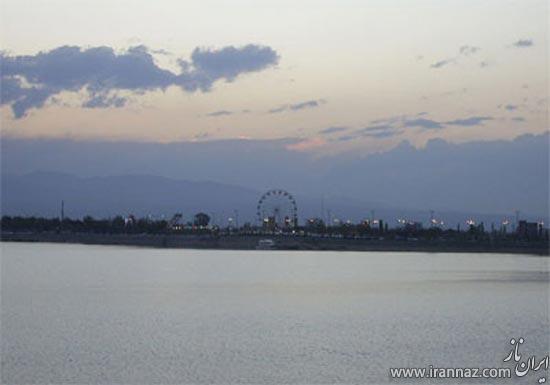 سفری به دریاچه دیدنی شوراییل در اردبیل (عکس)