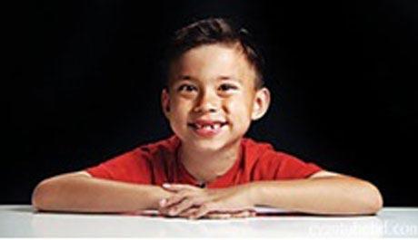 درآمد باورنکردنی یک کودک 8 ساله چینی! (عکس)