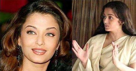 چهره بازیگر زن مشهور بعد از آرایش (عکس)