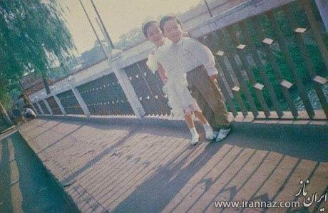 وفاداری شگفت انگیز پسر چینی به عشق دیرینه اش (عکس)