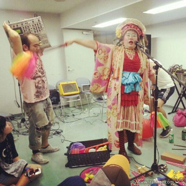 عکس های خنده دار و دیدنی از سوتی های ژاپنی