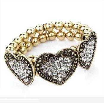 گالری شیک ترین دستبندهای دخترانه با طرح مروارید