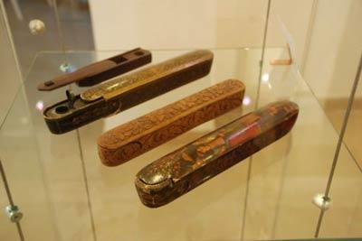 تصاویری از موزه سلطان آباد در اراک