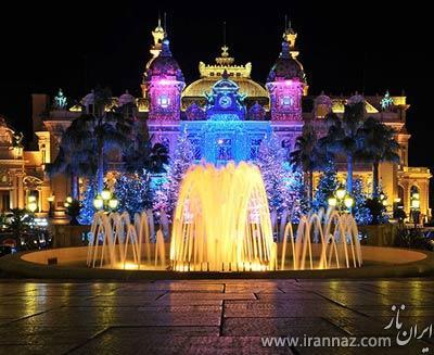 معرفی مکان های دیدنی کشور موناکو (عکس)