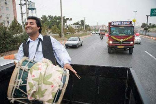 ایده متفاوت داماد ایرانی برای مراسم ازدواجش! (عکس)
