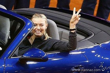 پولدارترین زن ورزشکار جهان را بشناسید (عکس)