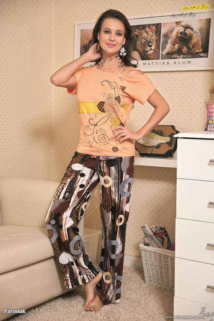 زیبا و جدیدترین مدل های تی شرت زنانه قسمت اول