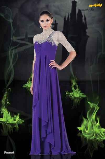 زیبا و جدید ترین مدل لباس مجلسی زنانه