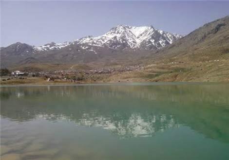 شهر سرخون مکانی دیدنی در استان شهرکرد (عکس)