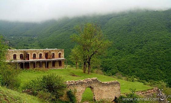 عکس های دیدنی از بهشت گمشده ایران در آذربایجان