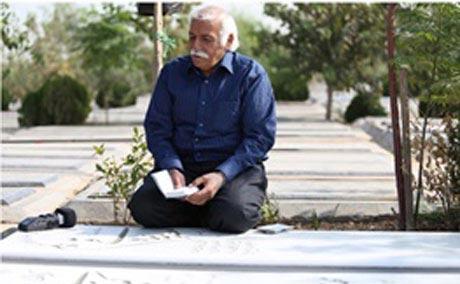 این مرد باوفاترین مرد تهران است! (عکس)