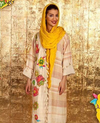 جدید و شیک ترین مدل مانتوی ایرانی