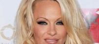 چهره متفاوت پاملا اندرسون برای مجله Notofu (عکس)