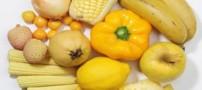 خواص استفاده از میوه های زرد رنگ را بدانید