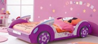 مدل تخت و طراحی دکوراسیون اتاق کودک