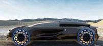 طراحی خاص و منحصر بفرد خودروی فولکس واگن (عکس)