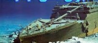 جعبه سیگار کاپیتان کشتی تایتانیک به مزایده گذاشته شد! (عکس)